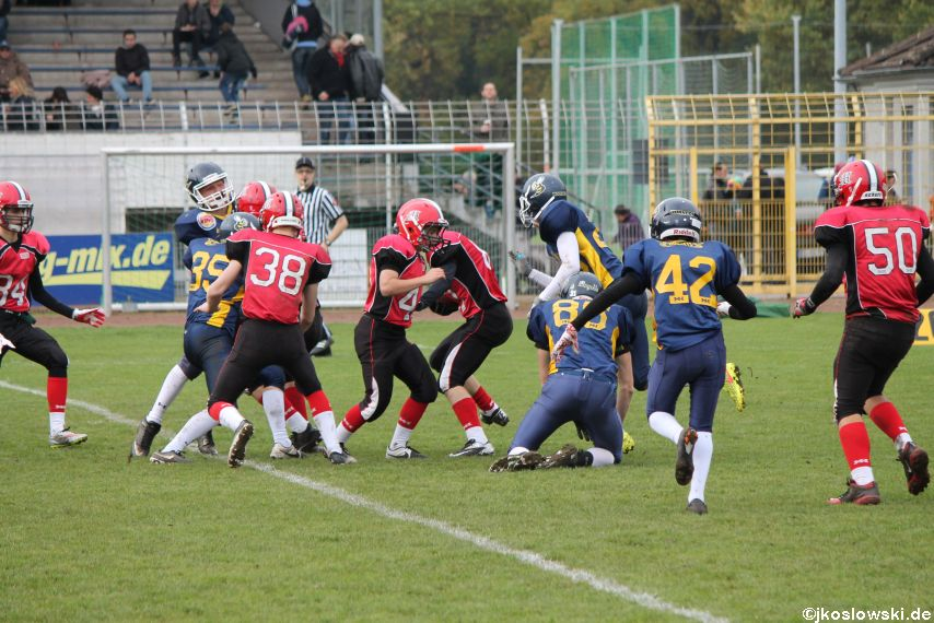 U17 Hanau Hornets vs. Marburg Mercenaries291