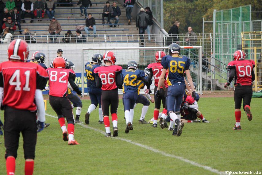 U17 Hanau Hornets vs. Marburg Mercenaries293