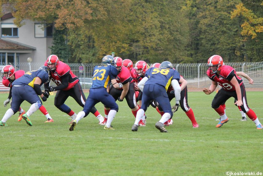 U17 Hanau Hornets vs. Marburg Mercenaries303