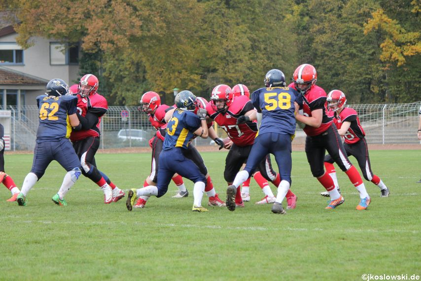 U17 Hanau Hornets vs. Marburg Mercenaries304
