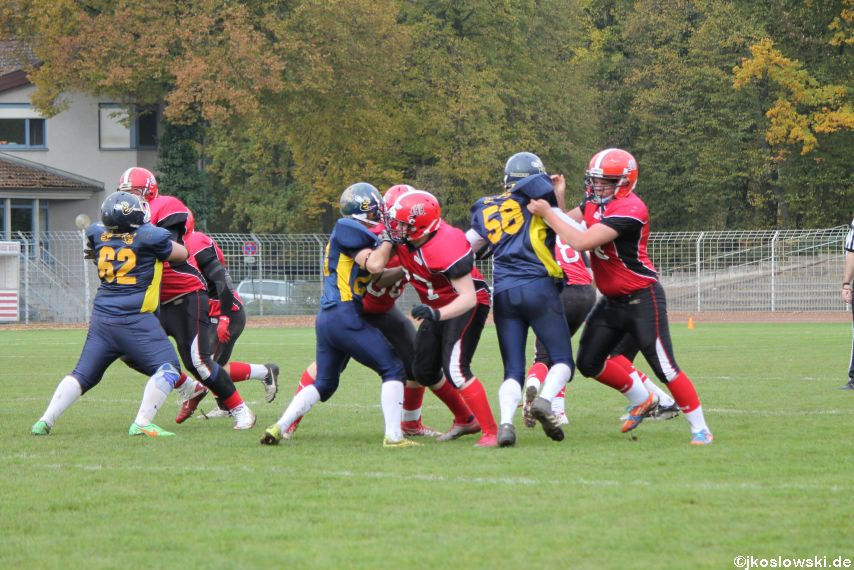 U17 Hanau Hornets vs. Marburg Mercenaries305