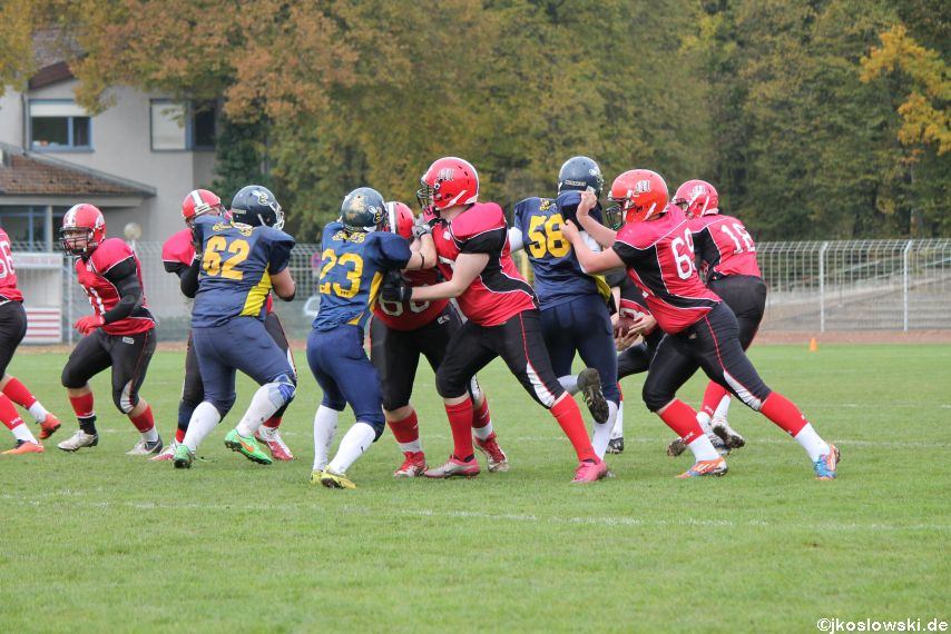U17 Hanau Hornets vs. Marburg Mercenaries306