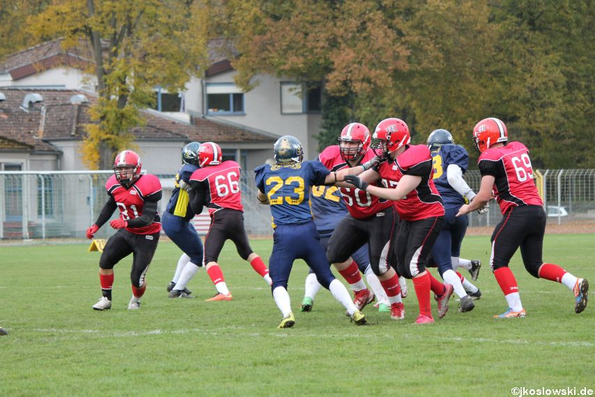 U17 Hanau Hornets vs. Marburg Mercenaries307