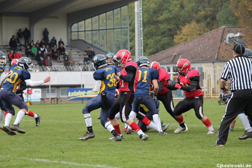 U17 Hanau Hornets vs. Marburg Mercenaries308