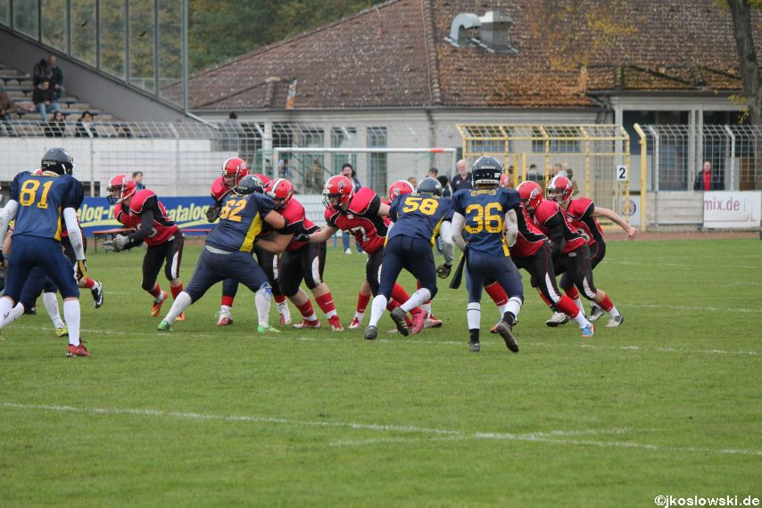 U17 Hanau Hornets vs. Marburg Mercenaries313