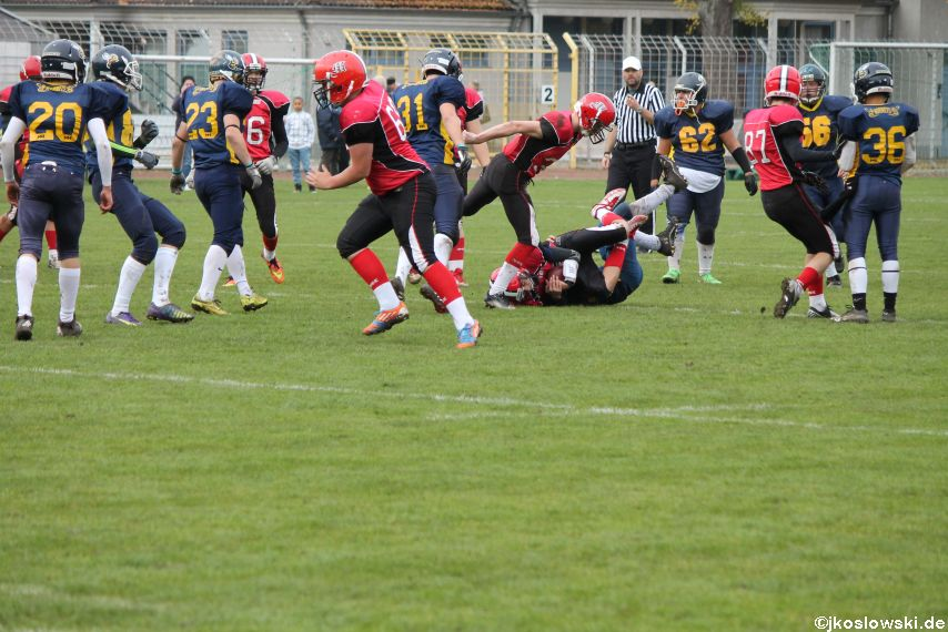 U17 Hanau Hornets vs. Marburg Mercenaries319