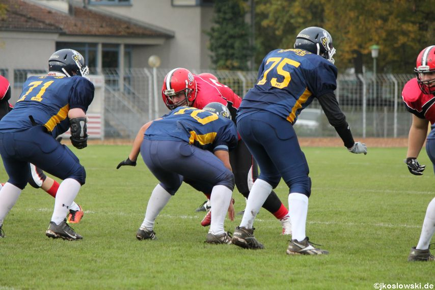 U17 Hanau Hornets vs. Marburg Mercenaries334