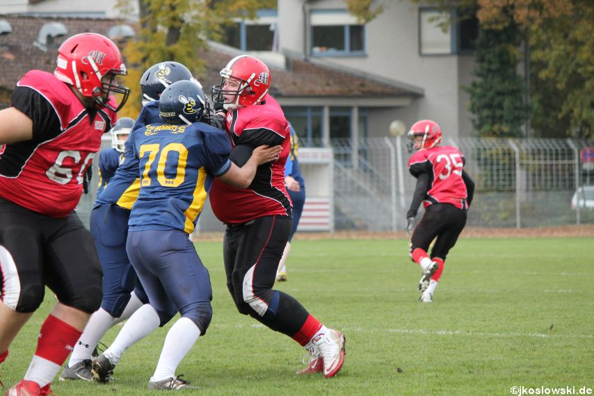 U17 Hanau Hornets vs. Marburg Mercenaries335