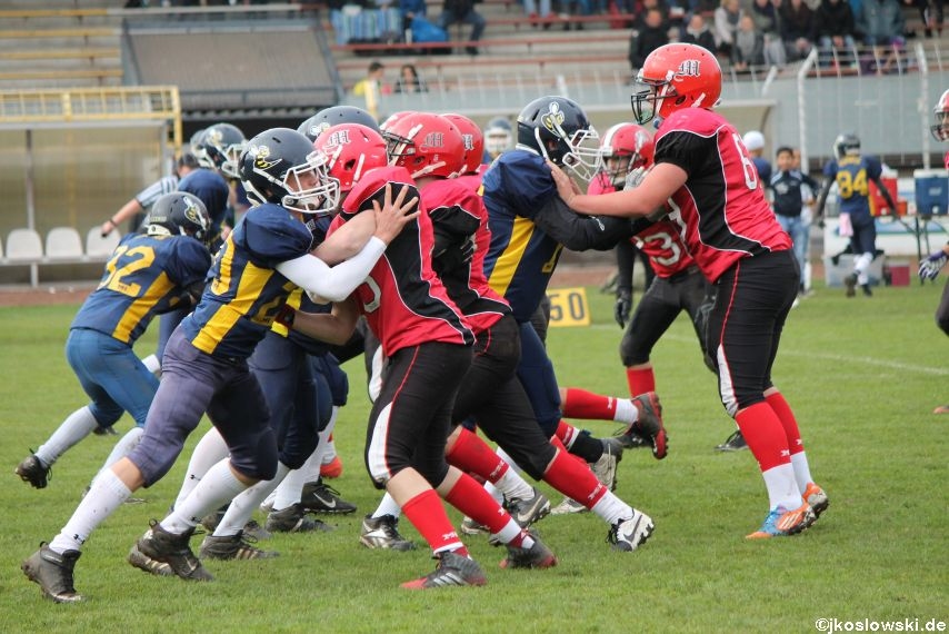 U17 Hanau Hornets vs. Marburg Mercenaries338