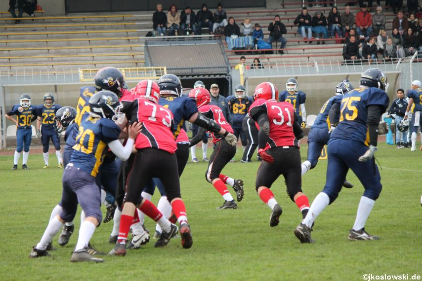 U17 Hanau Hornets vs. Marburg Mercenaries339