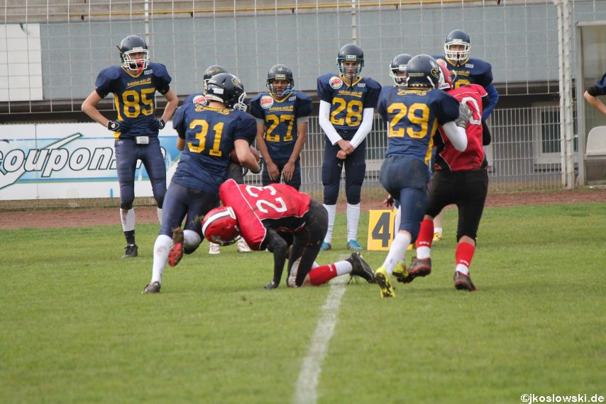 U17 Hanau Hornets vs. Marburg Mercenaries340