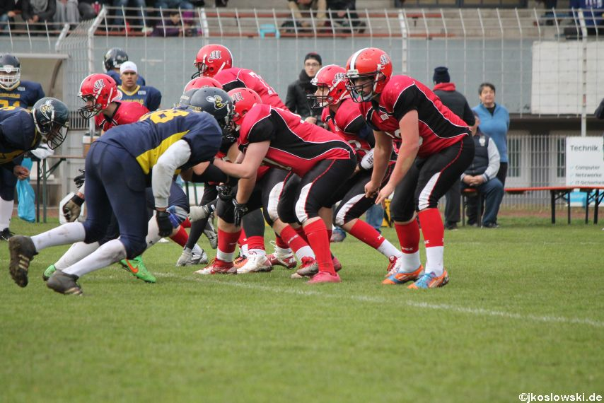 U17 Hanau Hornets vs. Marburg Mercenaries342