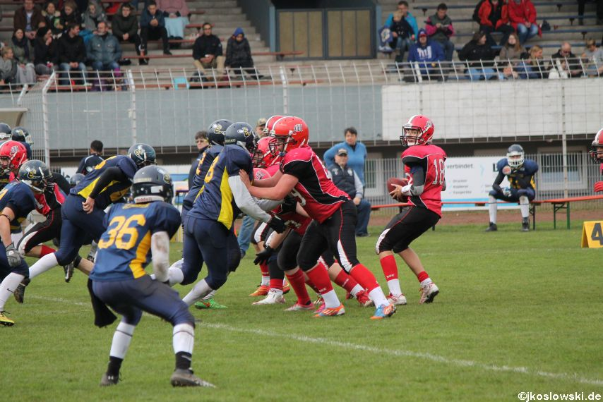 U17 Hanau Hornets vs. Marburg Mercenaries343