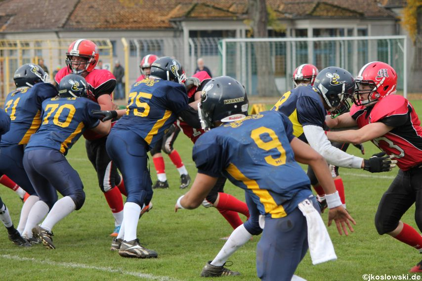 U17 Hanau Hornets vs. Marburg Mercenaries346