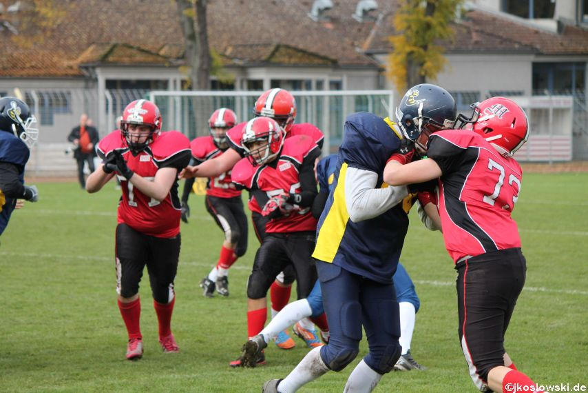 U17 Hanau Hornets vs. Marburg Mercenaries347