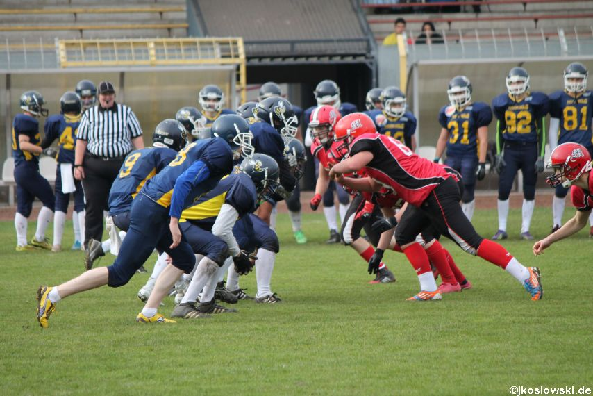 U17 Hanau Hornets vs. Marburg Mercenaries351