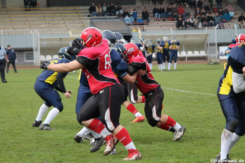 U17 Hanau Hornets vs. Marburg Mercenaries358