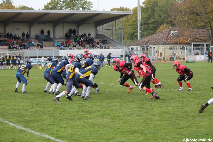 U17 Hanau Hornets vs. Marburg Mercenaries360