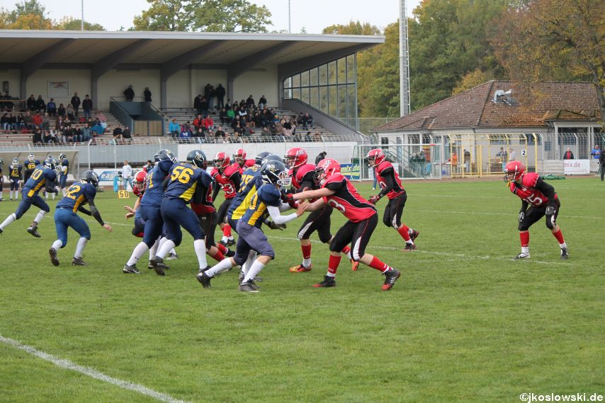U17 Hanau Hornets vs. Marburg Mercenaries361