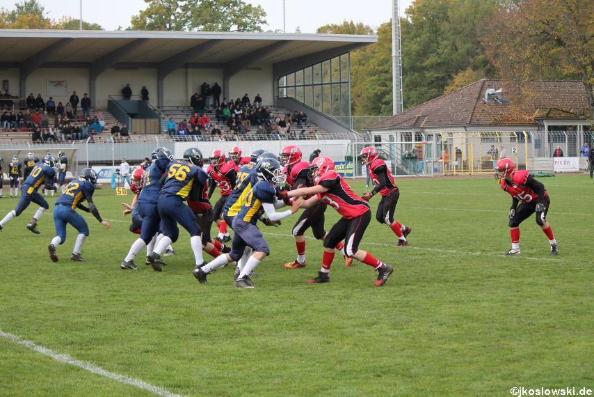 U17 Hanau Hornets vs. Marburg Mercenaries361