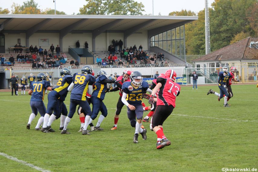 U17 Hanau Hornets vs. Marburg Mercenaries363