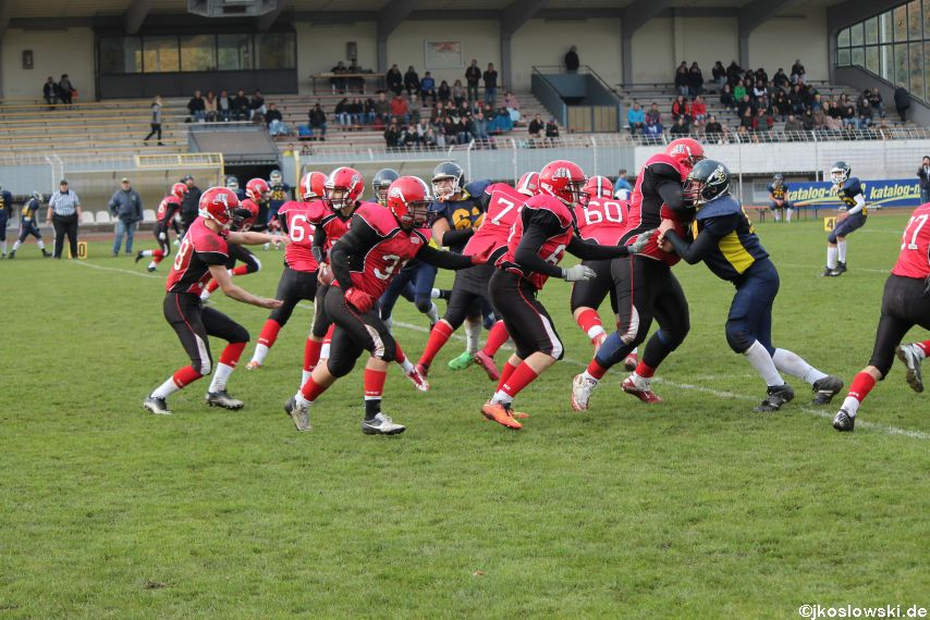 U17 Hanau Hornets vs. Marburg Mercenaries365