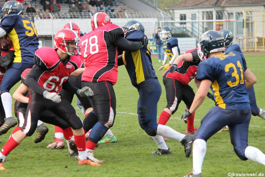 U17 Hanau Hornets vs. Marburg Mercenaries370