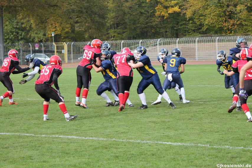 U17 Hanau Hornets vs. Marburg Mercenaries373