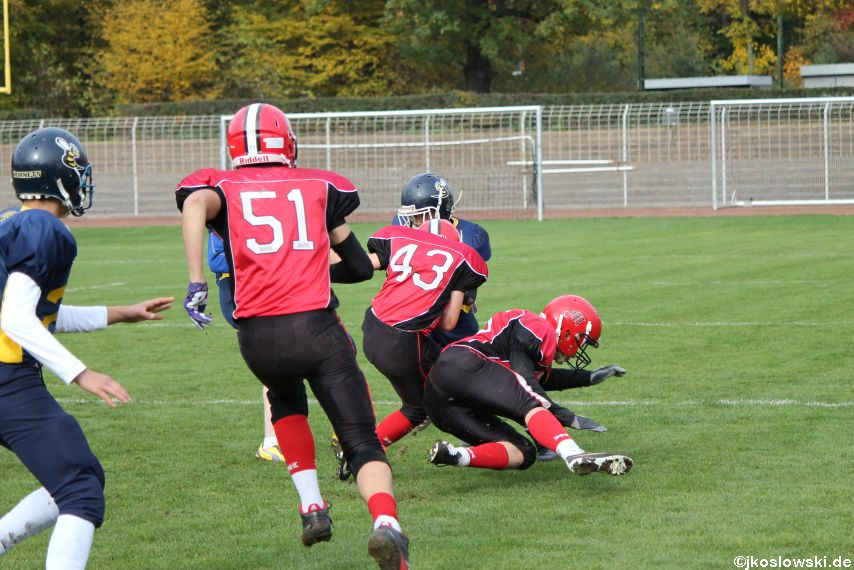 U17 Hanau Hornets vs. Marburg Mercenaries374
