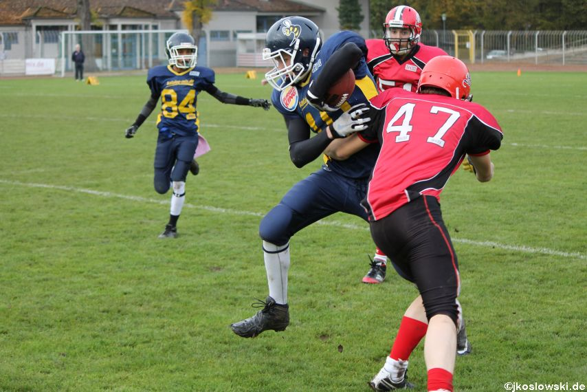 U17 Hanau Hornets vs. Marburg Mercenaries380