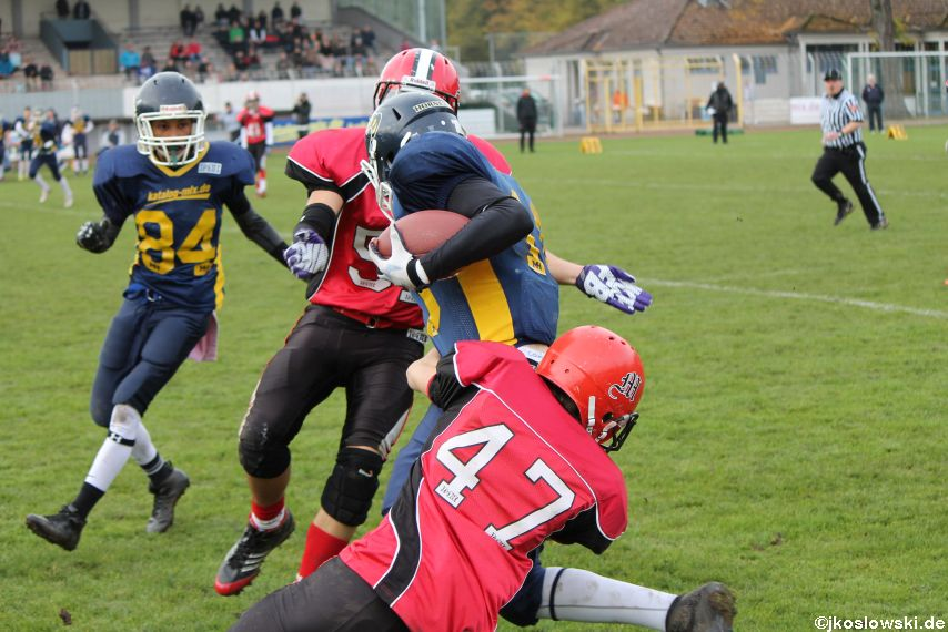 U17 Hanau Hornets vs. Marburg Mercenaries381