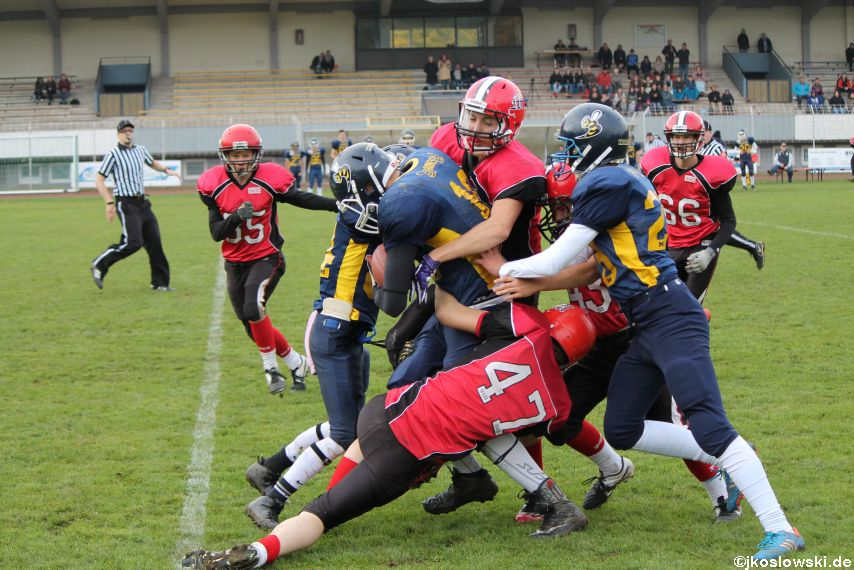 U17 Hanau Hornets vs. Marburg Mercenaries383