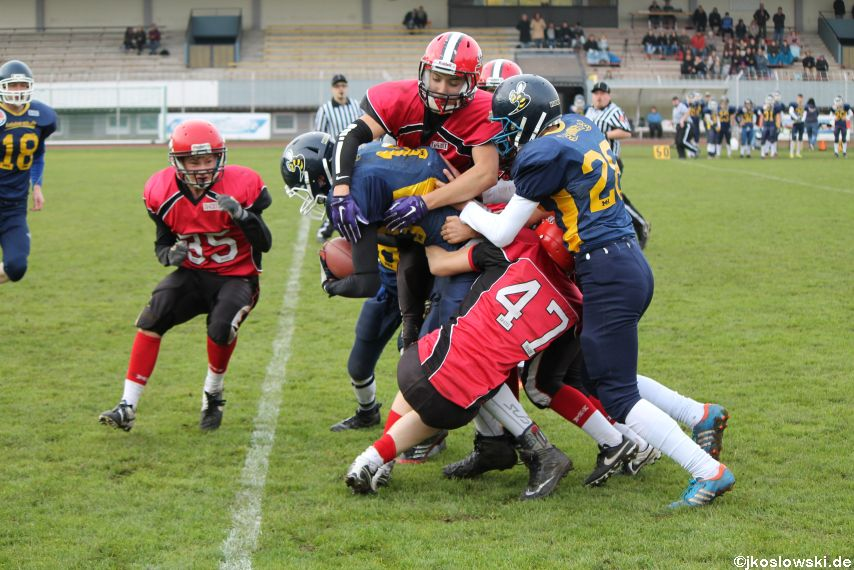 U17 Hanau Hornets vs. Marburg Mercenaries384
