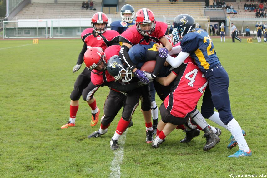 U17 Hanau Hornets vs. Marburg Mercenaries385