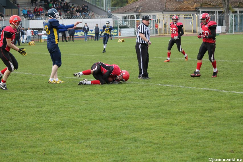U17 Hanau Hornets vs. Marburg Mercenaries391