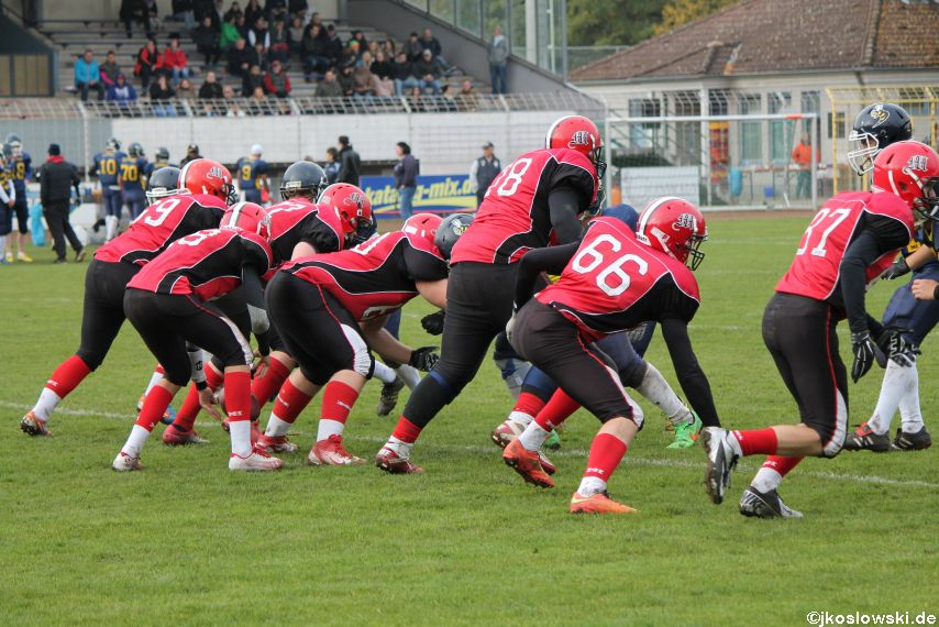 U17 Hanau Hornets vs. Marburg Mercenaries393