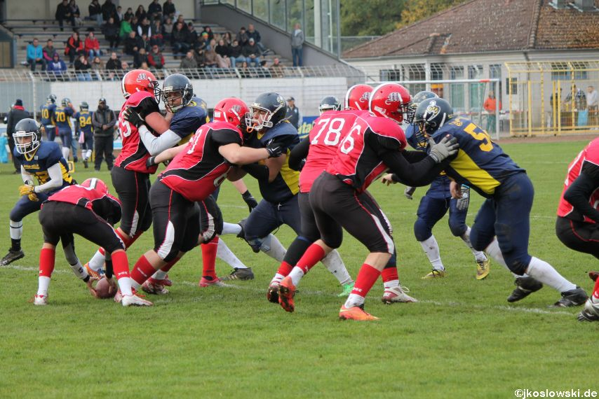 U17 Hanau Hornets vs. Marburg Mercenaries394