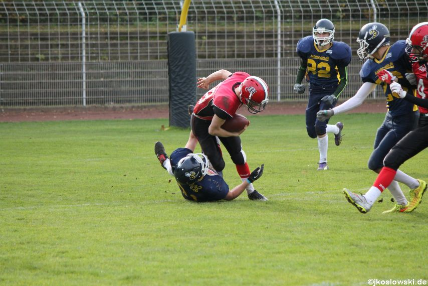 U17 Hanau Hornets vs. Marburg Mercenaries398