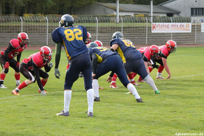 U17 Hanau Hornets vs. Marburg Mercenaries400