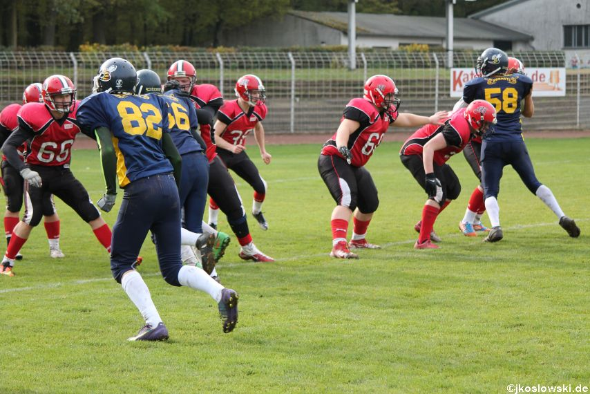 U17 Hanau Hornets vs. Marburg Mercenaries402