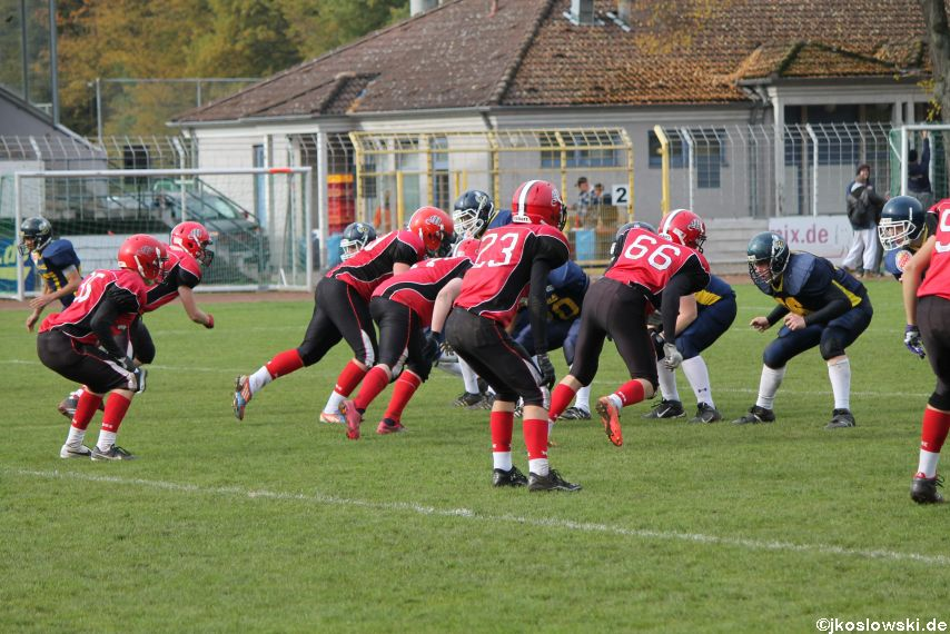 U17 Hanau Hornets vs. Marburg Mercenaries403