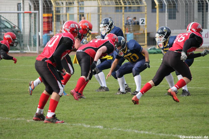 U17 Hanau Hornets vs. Marburg Mercenaries406