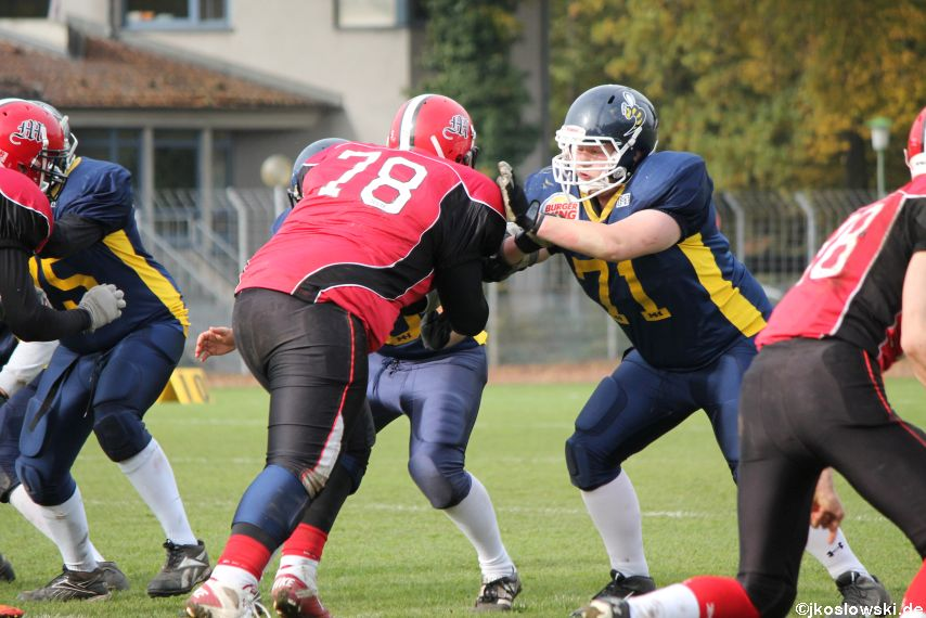 U17 Hanau Hornets vs. Marburg Mercenaries407