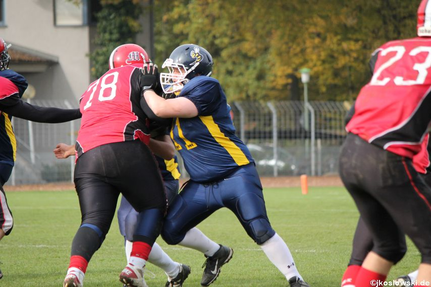 U17 Hanau Hornets vs. Marburg Mercenaries408