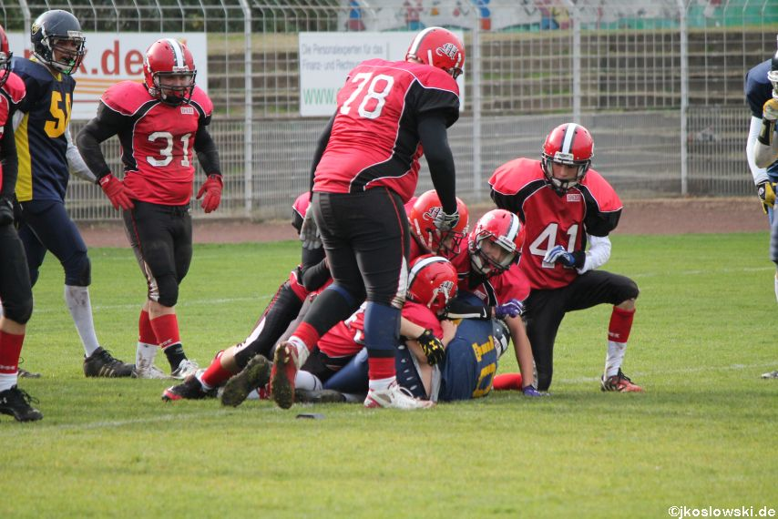 U17 Hanau Hornets vs. Marburg Mercenaries412