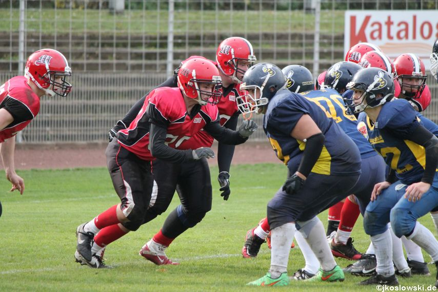 U17 Hanau Hornets vs. Marburg Mercenaries413