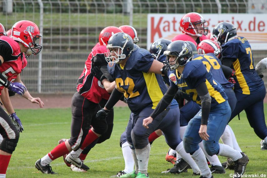 U17 Hanau Hornets vs. Marburg Mercenaries414