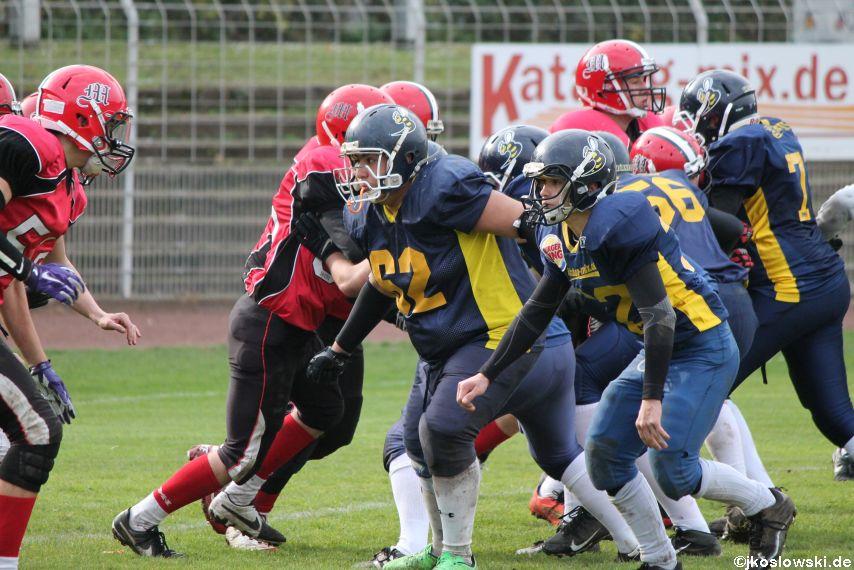 U17 Hanau Hornets vs. Marburg Mercenaries414