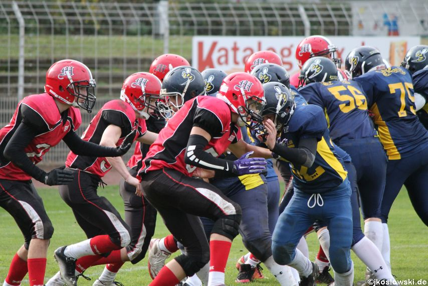 U17 Hanau Hornets vs. Marburg Mercenaries415