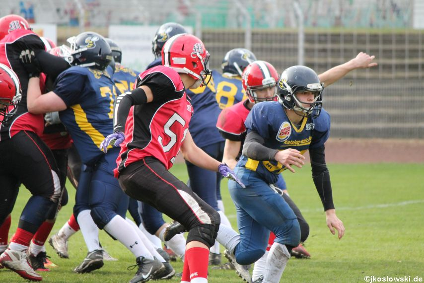 U17 Hanau Hornets vs. Marburg Mercenaries416